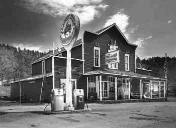 Aladdin General Store. Wyoming SHPO.