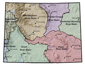 The North Platte River Basin A Natural History Wyohistory Org