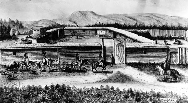 Fort Bridger | WyoHistory.org