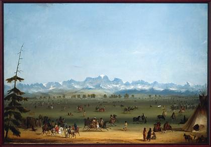 The Fur Trade In Wyoming Wyohistory Org