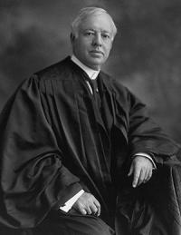Associate Supreme Court Justice Joseph Lamar, who wrote the decision in United States vs. Midwest Oil Company. Library of Congress photo.
