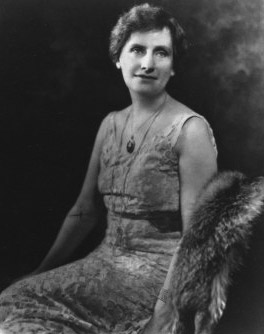 Wyoming Gov. Nellie Tayloe Ross, first woman governor in the nation, 1926. American Heritage Center.