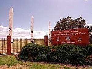 Wyoming S Nuclear Might Warren Afb In The Cold War