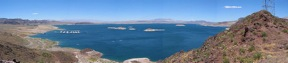 Lake Mead today. (Wikipedia photo.)