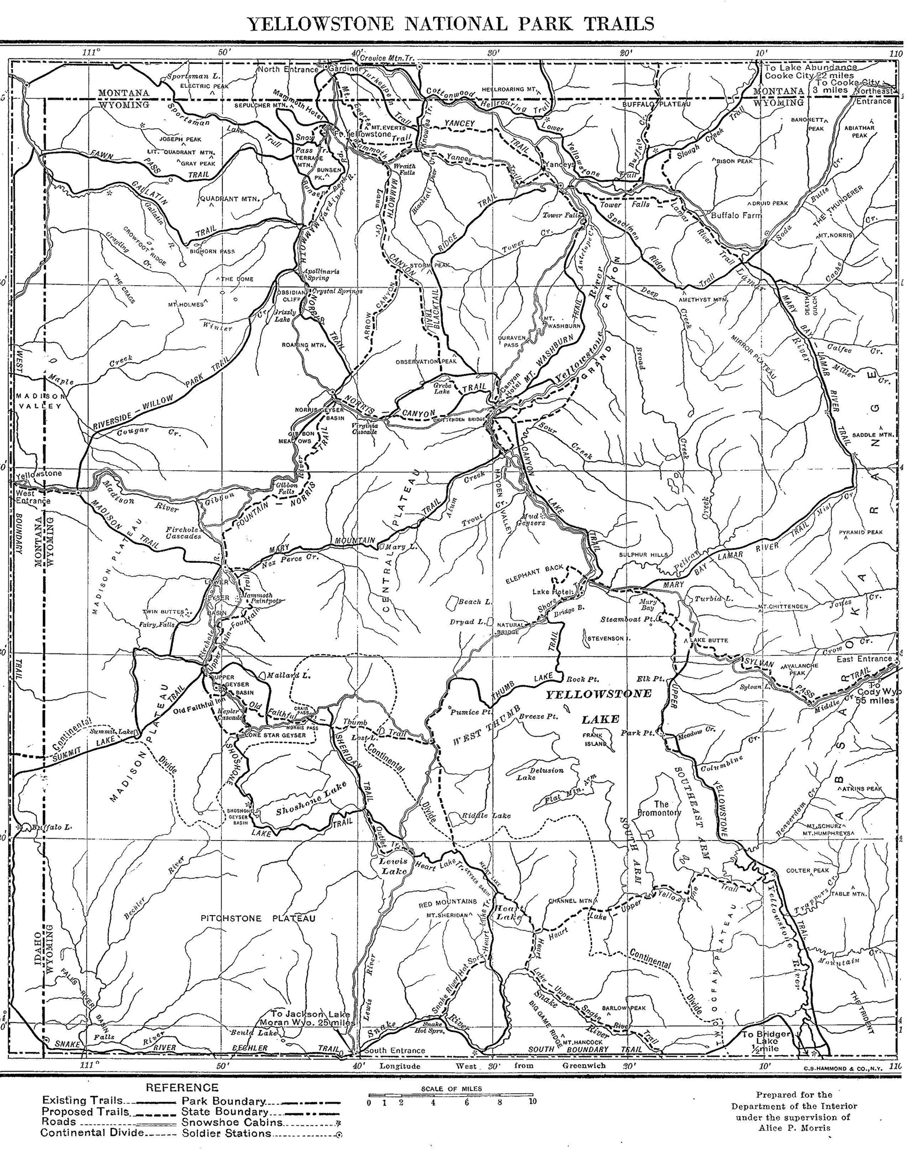 Yellowstone Maps   NPMaps     just free maps  period moreover File Map Yellowstone National Park     Wikimedia  mons also Water Chemistry Data for Selected Springs  Geysers  and Streams in further Map of Yellowstone National Park  Wyoming in addition Yellowstone National Park Map likewise Map   Yellowstone Tours in addition Yellowstone National Park Map   Go Northwest  A Travel Guide as well  besides Yellowstone Map   Yellowstone Bus Tours and Vacation Packages besides Flight of the Nez Perce   Yellowstone National Park  U S  National in addition Yellowstone Maps  Buffalo Field C aign moreover Alice Morris  Mapping Yellowstone's Trails   WyoHistory org together with  further Yellowstone National Park Map – Yellowstone Treasures furthermore Amazon     Yellowstone National Park South WY topo map  1 100000 further Old State Map   Yellowstone National Park 1895. on yellowstone national park wyoming map