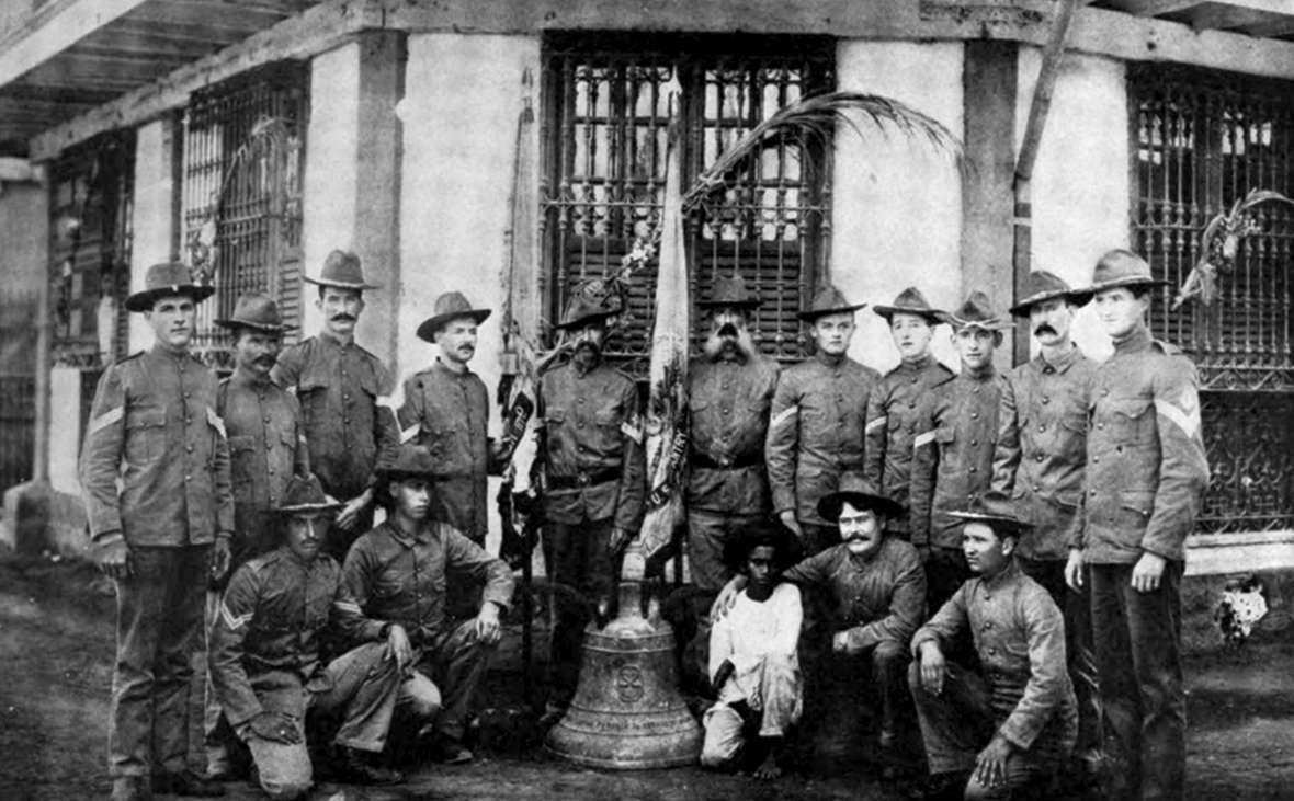 The Bells of Balangiga | WyoHistory org