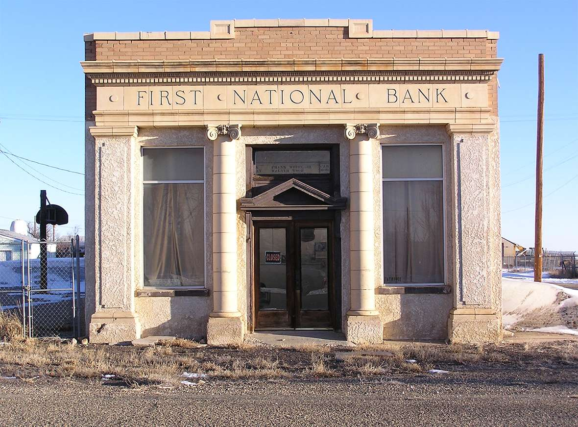 1924: The Year the Banks Closed | WyoHistory org
