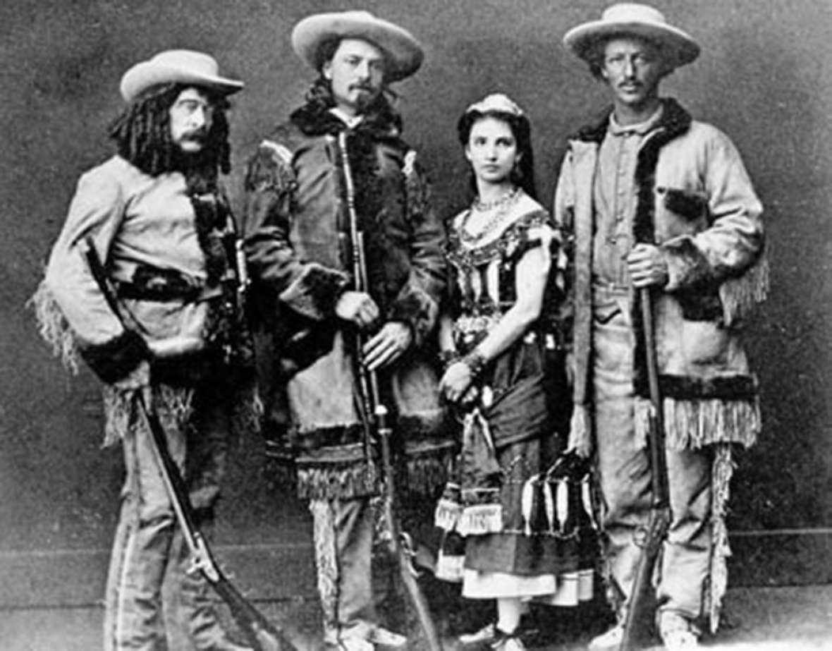 Buffalo Bill And The Pony Express Fame Truth And