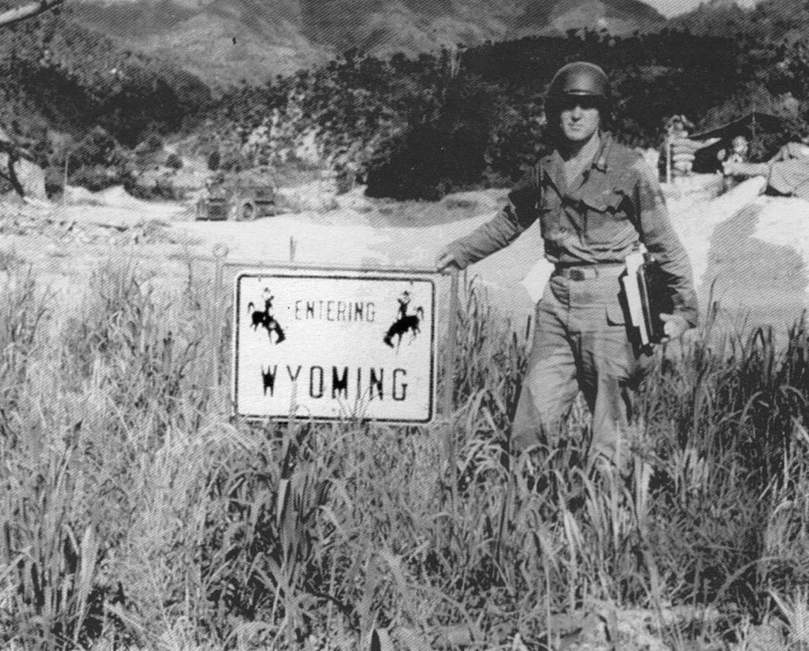Wyoming's Long-lived Bucking Horse | WyoHistory org