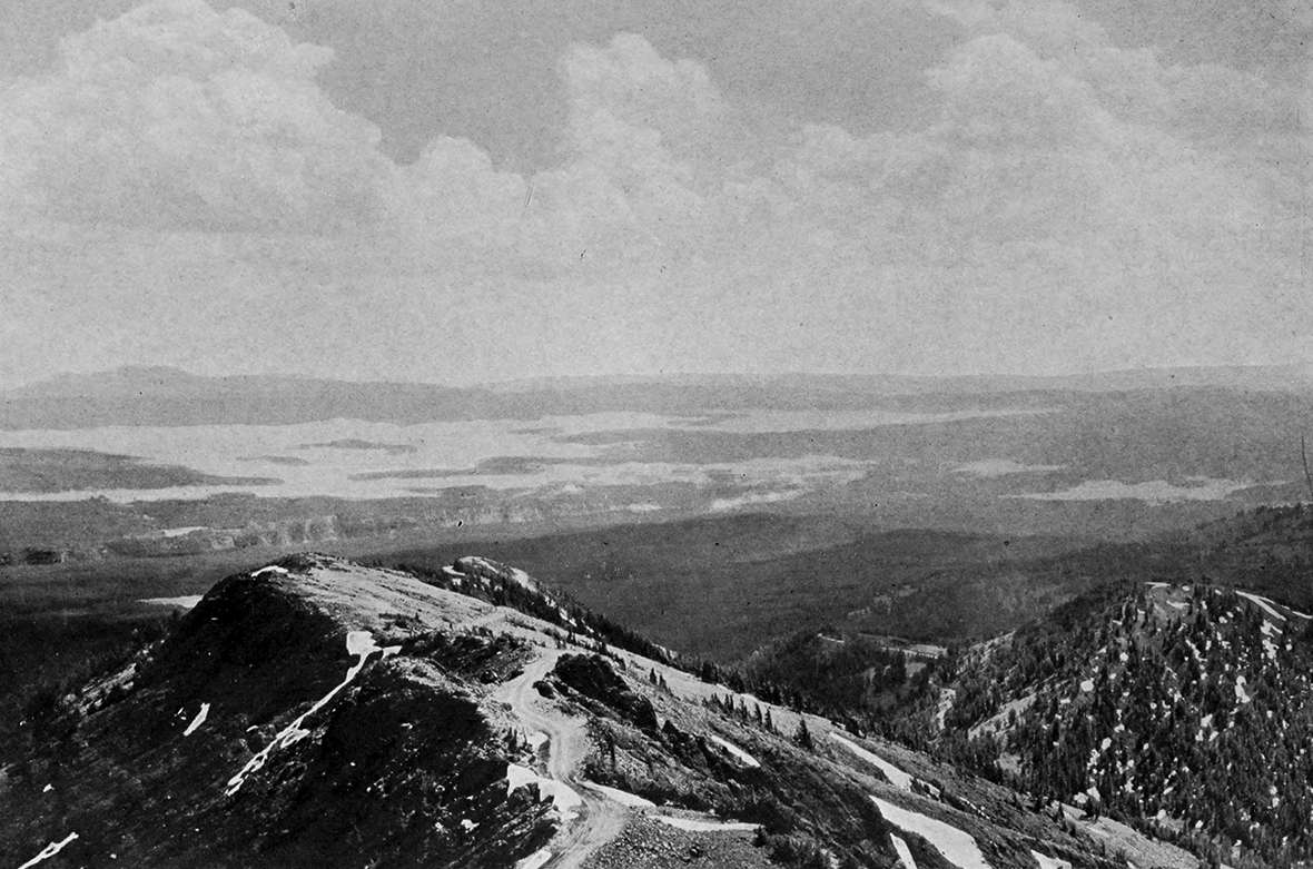 John Muir In Yellowstone Wyohistory
