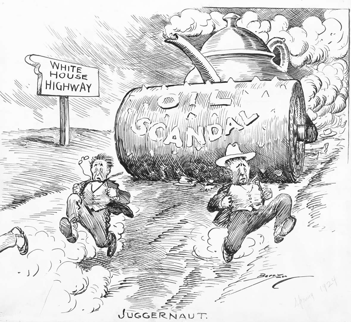 tea pot dome scandel Teapot dome around the time of the scandal, featuring teapot rock (from postcard, ca 1922) the teapot dome scandal was a bribery incident that took place in the united states from 1921 to 1922, during the administration of president warren g harding.