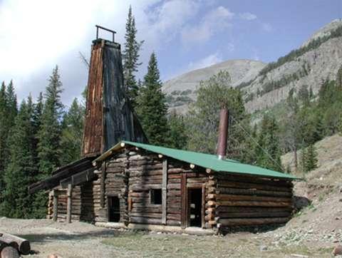 Kirwin Wyoming Map.Kirwin Inspired Dreams Of Prosperity Solitude Wyohistory Org