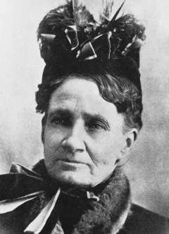 Martha Boies was selected to serve as bailiff for the 1870 grand jury, as a case ran far into the evening and the judge deemed it proper for a woman to guard the women jurors' hotel rooms overnight. American Heritage Center.