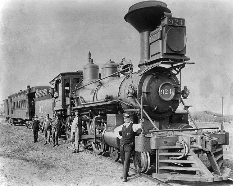 Industry Politics And Power The Union Pacific In Wyoming